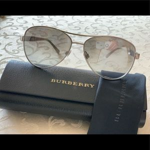Burberry Aviators